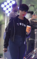Jennifer Hudson - New York - 19-08-2014 - Un pugno nell'occhio: Jennifer Hudson ha esagerato!