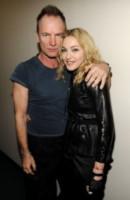 Madonna, Sting - New York - 22-01-2010 - Madonna, sono già 60. Auguri Lady Ciccone