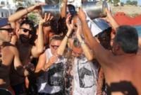 Dsquared2, Dan Caten, Dean Caten - 20-08-2014 - ALS Ice Bucket Challenge: è il turno di Dsquared2