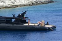 Lina Nilson, Roberto Cavalli - Grecia - 19-08-2014 - Relax degli Dei per Roberto Cavalli nell'Olimpo degli yacht