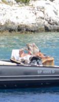 Roberto Cavalli - Grecia - 15-08-2014 - Relax degli Dei per Roberto Cavalli nell'Olimpo degli yacht
