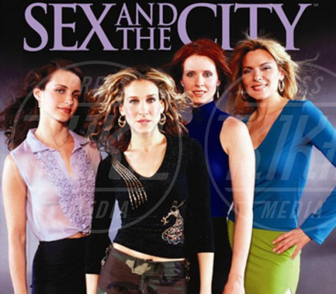 Cynthia Nixon, Sarah Jessica Parker, Kim Cattrall, Kristin Davis - Los Angeles - 22-08-2014 - Sex and the City, Samantha: