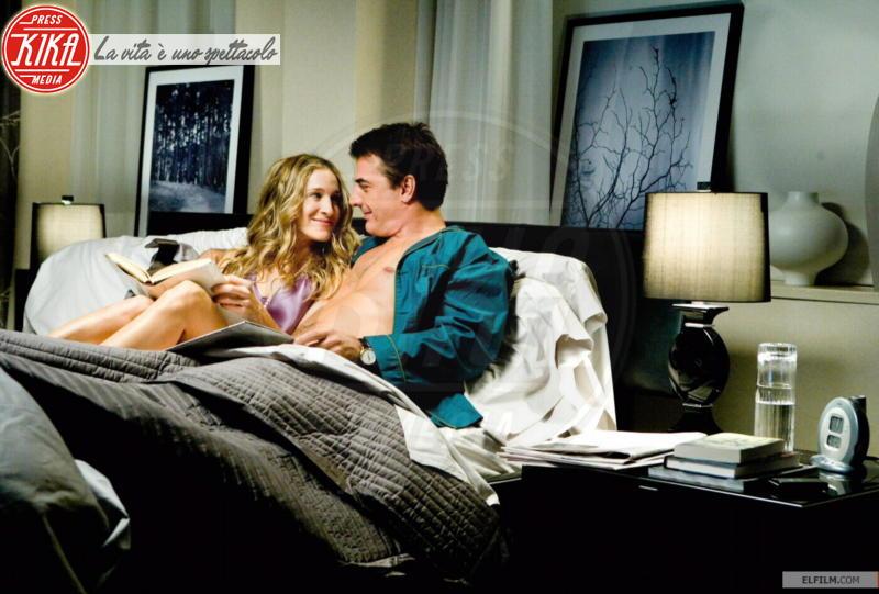 Chris Noth, Sarah Jessica Parker - Los Angeles - 22-08-2014 - I 10 amori delle serie tv anni 90 che ci hanno fatto sognare