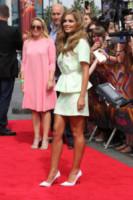 Cheryl Fernandez-Versini, Cheryl Cole - Londra - 01-08-2014 - Chic e raffinato, ecco l'abito a tulipano