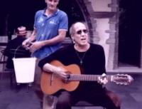Adriano Celentano - 23-08-2014 - Grave lutto per Adriano Celentano: è morto Gino Santercole