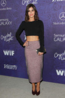 Lizzy Caplan - West Hollywood - 24-08-2014 - Top Crop & company: pancini al vento sul red carpet