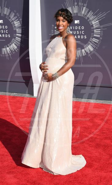 Kelly Rowland - Inglewood - 24-08-2014 - Il pancione è sempre più sexy sul red carpet!