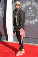 Chris Brown - Inglewood - 24-08-2014 - MTV Video Music Awards 2014: Beyoncé sul red carpet senza Jay-Z