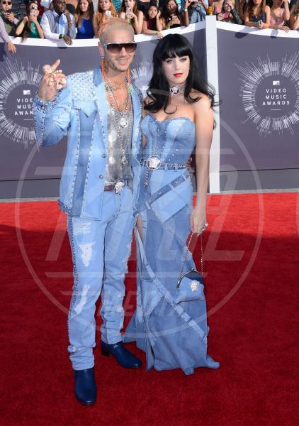 Riff Raff, Katy Perry - Inglewood - 25-08-2014 - Ma come ti vesti? I look peggiori del 2014