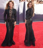 Beyonce Knowles - Los Angeles - 25-08-2014 - Vade retro abito: La rivincita del lato B!