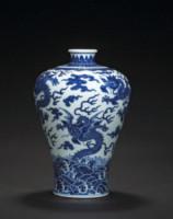 Vaso Cinese - San Francisco - 04-11-2010 - Blue China Print: siamo tutte bambole di porcellana!