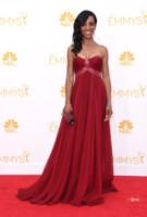 Shaun Robinson - Los Angeles - 25-08-2014 - Emmy Awards 2014: è il rosso il colore dominante