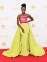 Teyonah Parris - Los Angeles - 25-08-2014 - Emmy Awards 2014: la kermesse regala un red carpet extra lusso