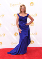Edie Falco - Los Angeles - 26-08-2014 - Accendi l'autunno con il blu elettrico!