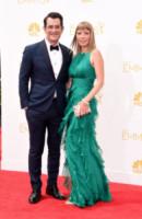 Holly Burrell, Ty Burrell - Los Angeles - 26-08-2014 - Emmy Awards 2014: la kermesse regala un red carpet extra lusso