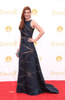 Debra Messing - Los Angeles - 26-08-2014 - Emmy Awards 2014: la kermesse regala un red carpet extra lusso