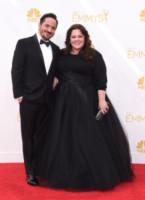 Ben Falcone, Melissa McCarthy - Los Angeles - 26-08-2014 - Emmy Awards 2014: la kermesse regala un red carpet extra lusso