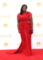 Octavia Spencer - Los Angeles - 26-08-2014 - Emmy Awards 2014: è il rosso il colore dominante