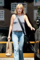 Malin Akerman - Los Angeles - 25-08-2014 - Reggiseno? No grazie, le star lasciano intravedere tutto