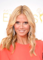 Heidi Klum - Los Angeles - 26-08-2014 - Emmy Awards 2014: la kermesse regala un red carpet extra lusso