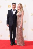 Molly McNearney, Jimmy Kimmel - Los Angeles - 26-08-2014 - Emmy Awards 2014: la kermesse regala un red carpet extra lusso