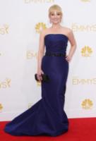 Melissa Rauch - Los Angeles - 25-08-2014 - Emmy Awards 2014:lo strascico, il classico che non tradisce mai