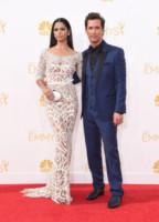 Camila Alves, Matthew McConaughey - Los Angeles - 25-08-2014 - Emmy Awards 2014: la kermesse regala un red carpet extra lusso