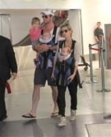 Chris Hemsworth, Elsa Pataky - Los Angeles - 25-08-2014 - Clooney-Amal e la carica delle star con gemelli in casa
