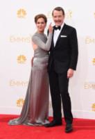 Robin Dearden, Bryan Cranston - Los Angeles - 25-08-2014 - Emmy Awards 2014: la kermesse regala un red carpet extra lusso
