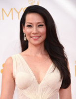 Lucy Liu - Los Angeles - 25-08-2014 - Emmy Awards 2014: l'oro della tv Usa arriva dal cinema