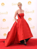 January Jones - Los Angeles - 26-08-2014 - Emmy Awards 2014: la kermesse regala un red carpet extra lusso
