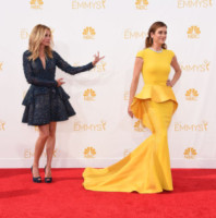 Kate Walsh, Julia Roberts - Los Angeles - 25-08-2014 - Emmy Awards 2014: la kermesse regala un red carpet extra lusso