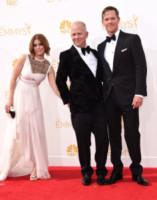 David Miller, Kate Mara, Ryan Murphy - Los Angeles - 25-08-2014 - Emmy Awards 2014: la kermesse regala un red carpet extra lusso