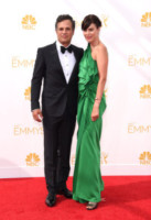 Sunrise Coigney, Mark Ruffalo - Los Angeles - 26-08-2014 - Emmy Awards 2014: la kermesse regala un red carpet extra lusso