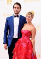 Ryan Sweeting, Kaley Cuoco - Los Angeles - 25-08-2014 - Emmy Awards 2014: la kermesse regala un red carpet extra lusso