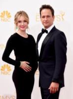 Sophie Flack, Josh Charles - Los Angeles - 25-08-2014 - Emmy Awards 2014: la kermesse regala un red carpet extra lusso