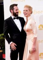 Josh Kelley, Katherine Heigl - Los Angeles - 25-08-2014 - Emmy Awards 2014: la kermesse regala un red carpet extra lusso