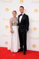 Samantha Bryant, Colin Hanks - Los Angeles - 25-08-2014 - Emmy Awards 2014: la kermesse regala un red carpet extra lusso