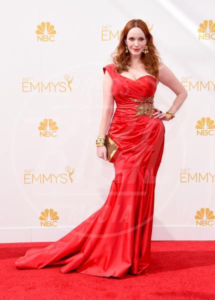 Emmy Awards 2014: è il rosso il colore dominante