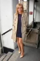Michelle Collins - Dublino - 11-04-2014 - L'autunno è alle porte: è tempo di trench!