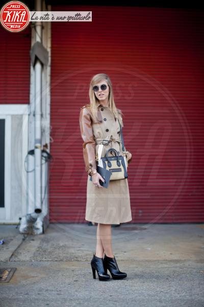 Chiara Ferragni - New York - 28-03-2014 - L'autunno è alle porte: è tempo di trench!