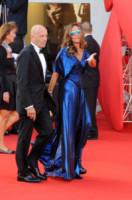 Alessandro Sallusti, Daniela Santanchè - Lido di Venezia - 27-08-2014 - Festival di Venezia: nel blu dipinto di blu sul tappeto rosso