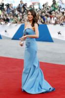 Moran Atias - Venezia - 27-08-2014 - Festival di Venezia: nel blu dipinto di blu sul tappeto rosso