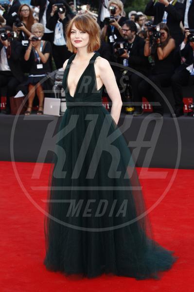 Emma Stone - Venezia - 27-08-2014 - Emma Stone ha già vinto l'Oscar dell'eleganza!