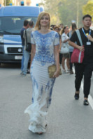 Nathalie Rapti Gomez - Venezia - 27-08-2014 - Nathalie Rapti Gomez ed Emily Mortimer: chi lo indossa meglio?