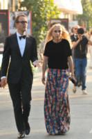 Franca Sozzani - Venezia - 27-08-2014 - Festival di Venezia: le prime ore al Lido delle star italiane