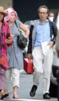 Nicoletta Braschi, Roberto Benigni - Portofino - 27-08-2014 - Roberto Benigni: