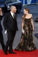 Andrea Pezzi, Cristiana Capotondi - Venezia - 28-08-2014 - Vade retro abito! Le scelte delle star al Venezia Film Festival