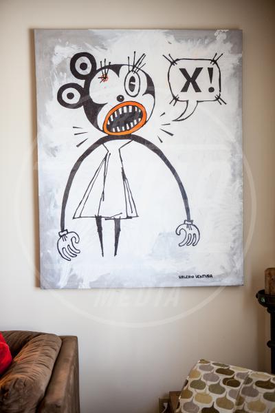 Valerio Ventura, Topolino - Los Angeles - 24-08-2014 - Voleva disegnare Topolino e…ce l'ha fatta! Vincendo un Emmy