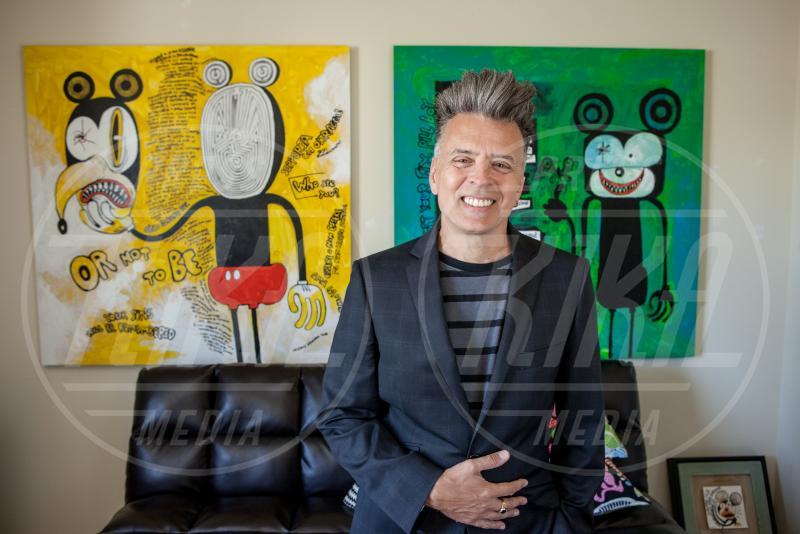 Valerio Ventura - Los Angeles - 24-08-2014 - Voleva disegnare Topolino e…ce l'ha fatta! Vincendo un Emmy